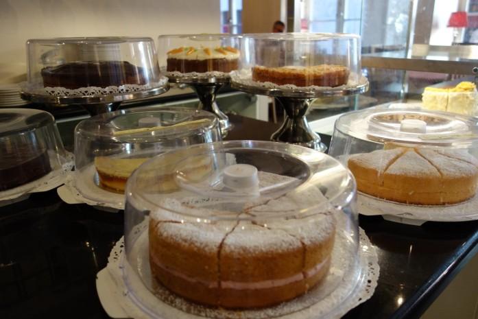 gluteenittomia kakkuja