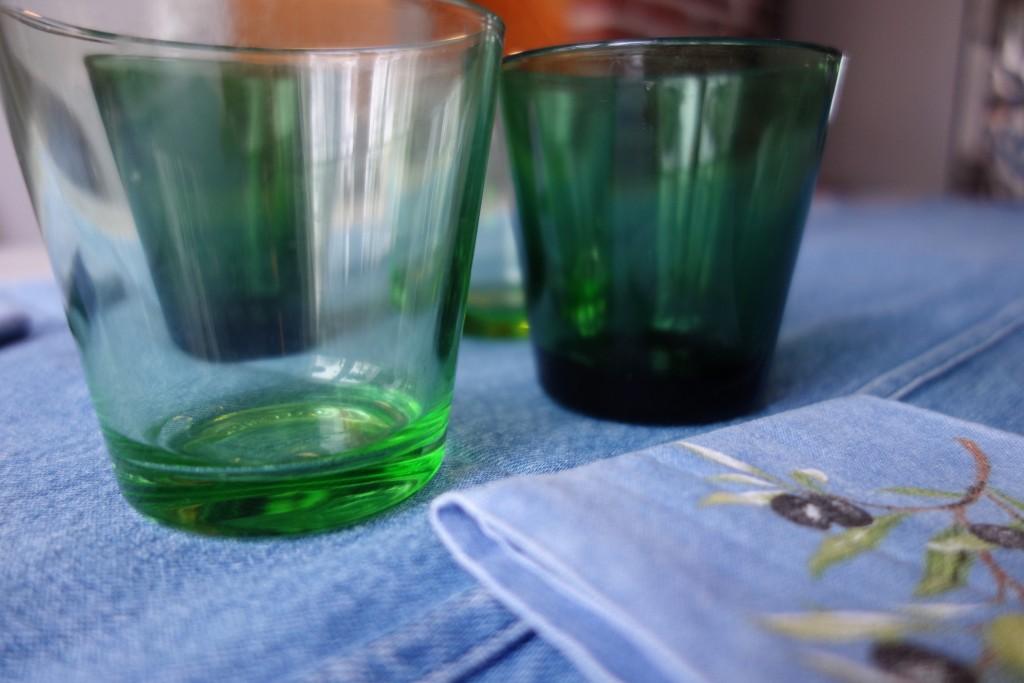 Iittalan lasit