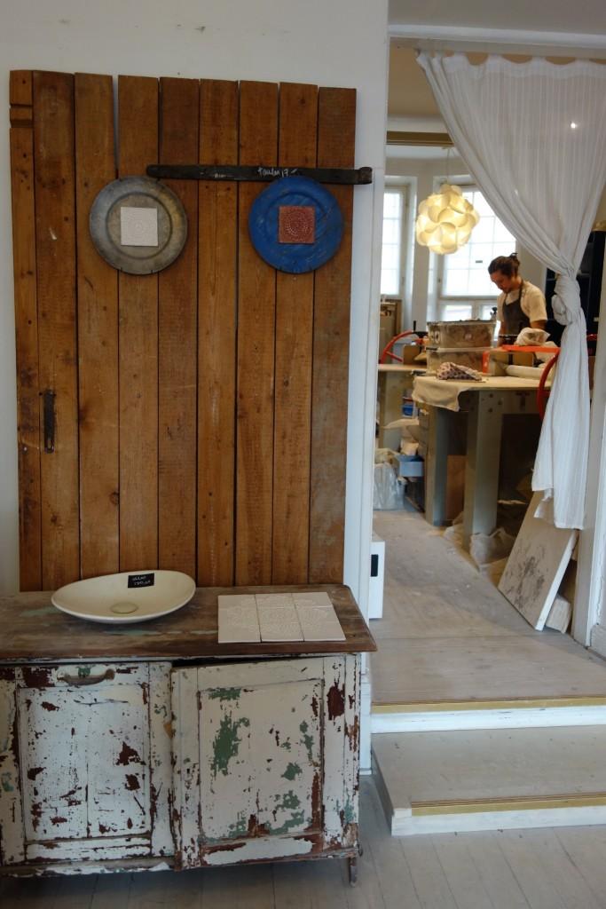 Terraviivan laattojen valmistus ja myynti